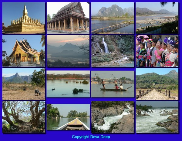 laos-collage