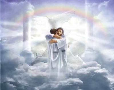 heaven_Jesus_receiving_man_in_heaven.13385105_std